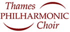 New role with Thames Philharmonic Choir